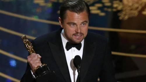 Leonardo DiCaprio vince l'oscar, la reazione della rete 2
