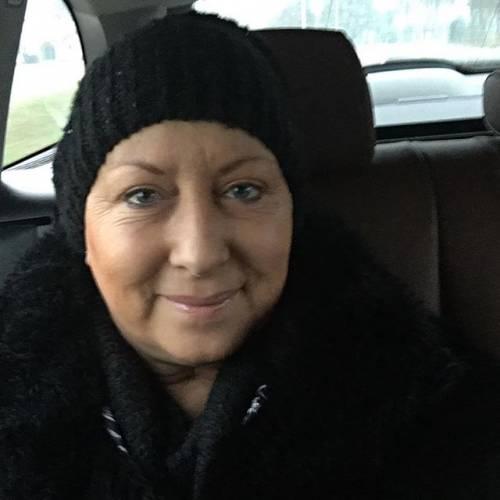 Carolyn Smith non indietreggia e il tumore regredisce 5