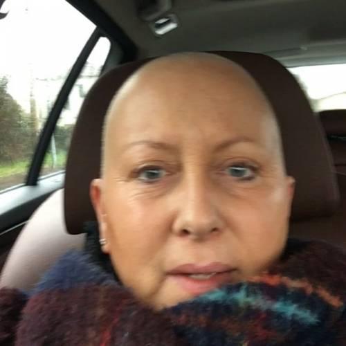Carolyn Smith non indietreggia e il tumore regredisce 9