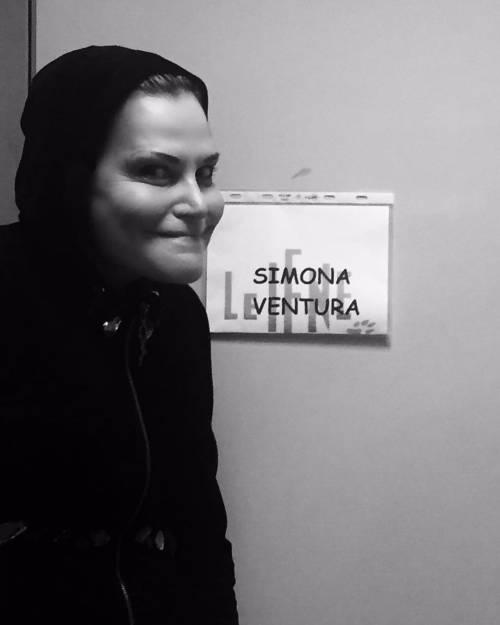 Simona Ventura, amarcord su Facebook 2