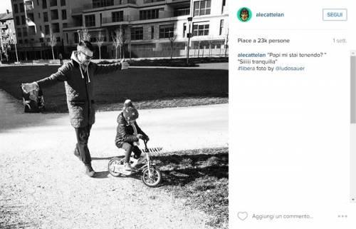 Alessandro Cattelan e Ludovica Sauer genitori bis, è nata Olivia: foto 15