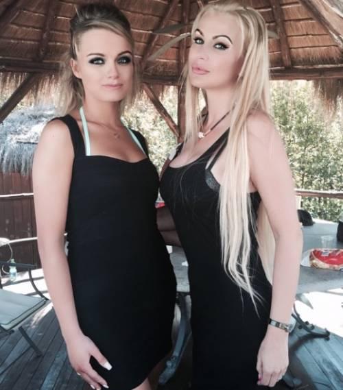 Mercedesz Henger, sexy come la mamma Eva 5