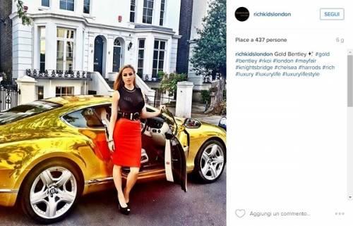 """Il lusso sfrenato dei """"ragazzi ricchi"""" di Londra: foto 8"""
