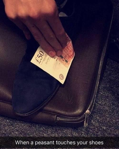 """Il lusso sfrenato dei """"ragazzi ricchi"""" di Londra: foto 11"""