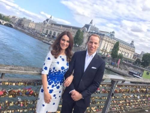 Heidi Agan, la sosia di Kate Middleton 3