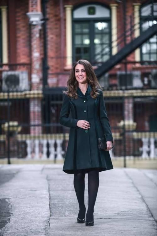 Heidi Agan, la sosia di Kate Middleton 5