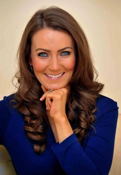 Heidi Agan, la sosia di Kate Middleton 2