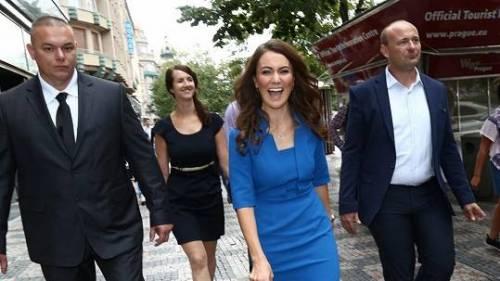 Heidi Agan, la sosia di Kate Middleton 8