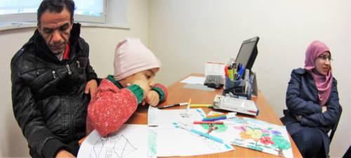 Dalla Siria in Italia, con i corridoi umanitari