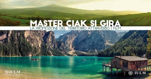 """""""Ciak si gira"""", un master per promuovere il territorio"""