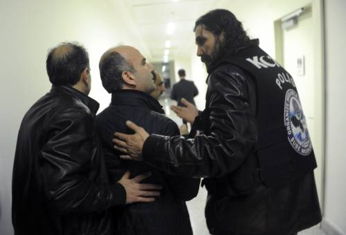 Turchia, scontri dopo il sequestro del quotidiano 2