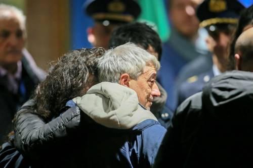 Gli ex ostaggi sono arrivati a Ciampino 4