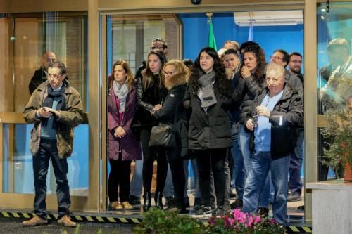 Gli ex ostaggi sono arrivati a Ciampino 5