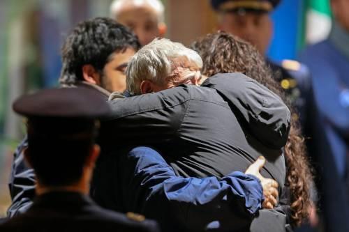 I due ex ostaggi italiani sono arrivati a Ciampino
