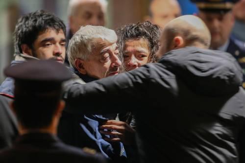 Gli ex ostaggi sono arrivati a Ciampino 8