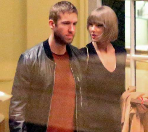 Taylor Swift e Calvin Harris festeggiano il primo anniversario: foto 6