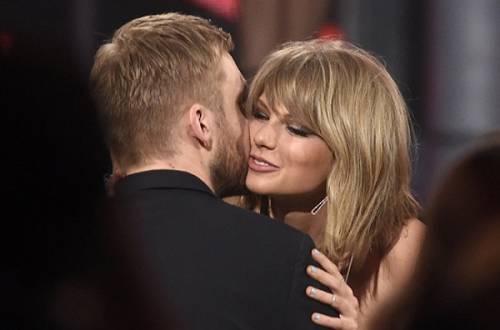 Taylor Swift e Calvin Harris festeggiano il primo anniversario: foto 13