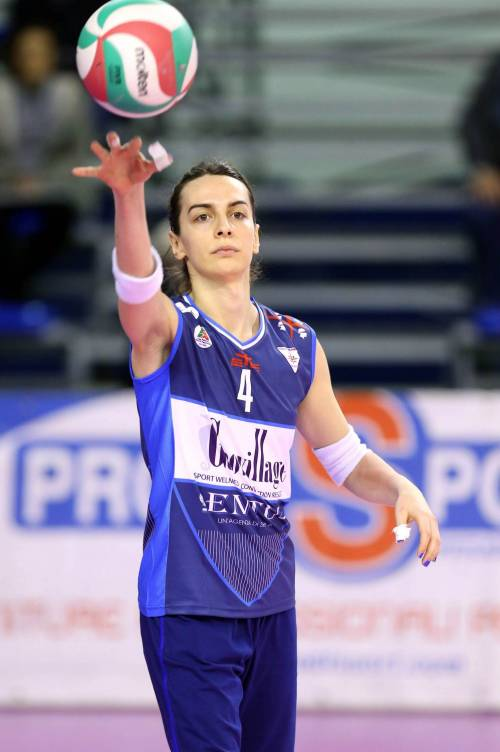 Il primo trans nella serie A del volley femminile 16