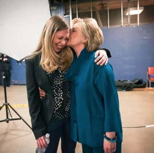 Caitlyn Jenner e Hillary Clinton, foto 4