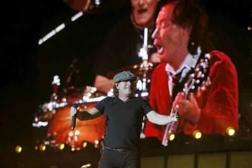 AC/DC, seriamente a rischio l'udito di Brian Johnson: foto 3