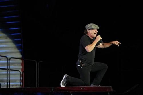 AC/DC, seriamente a rischio l'udito di Brian Johnson: foto 7