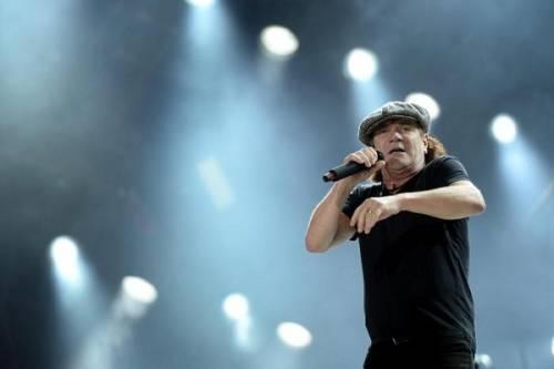 AC/DC, seriamente a rischio l'udito di Brian Johnson: foto 9