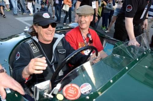 AC/DC, seriamente a rischio l'udito di Brian Johnson: foto 12
