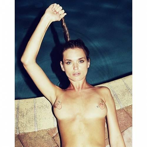La campagna di sensibilizzazione Censorship for The Cancer: FOTO 13