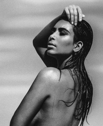 La sexy provocazione di Kim Kardashian su Instagram 5