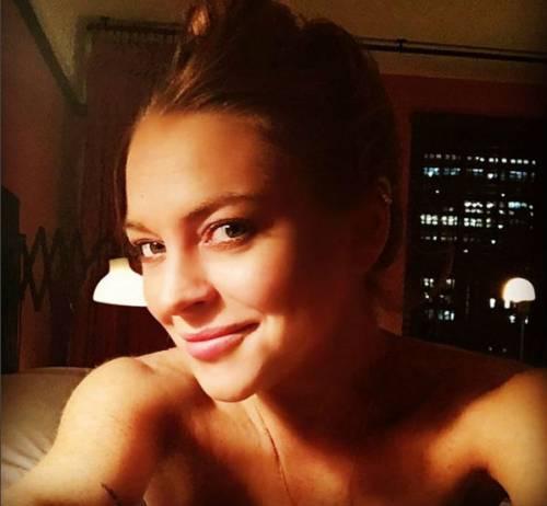 Lindsay Lohan, le immagini 5