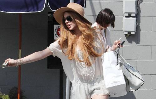 Lindsay Lohan, le immagini 10