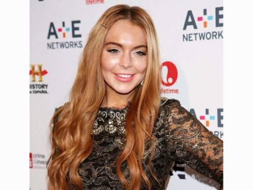 Lindsay Lohan, le immagini 11