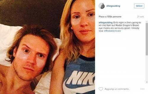 Ellie Goulding, relazione finita con Dougie Poynter: foto 10