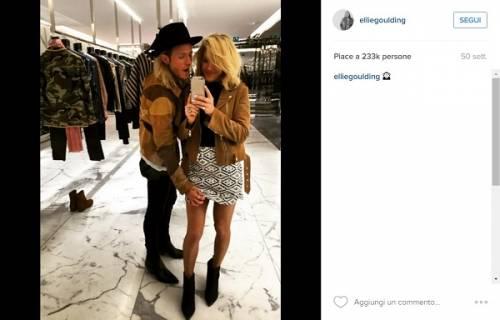 Ellie Goulding, relazione finita con Dougie Poynter: foto 16