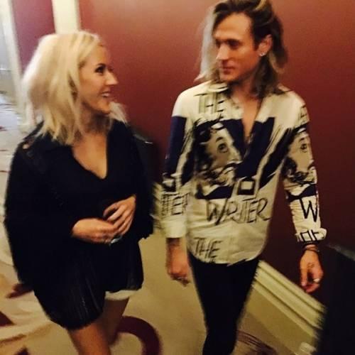 Ellie Goulding, relazione finita con Dougie Poynter: foto 17
