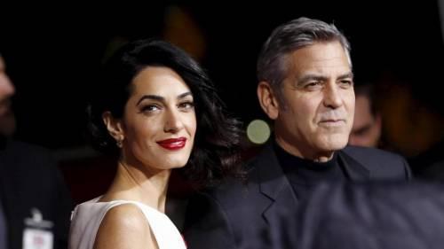 Amal Alamuddin: icona di stile al fianco di George Clooney 3