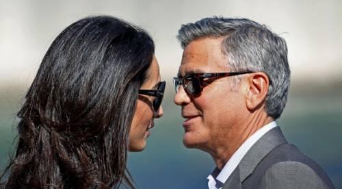 Amal Alamuddin: icona di stile al fianco di George Clooney 4