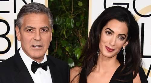 Amal Alamuddin: icona di stile al fianco di George Clooney 6