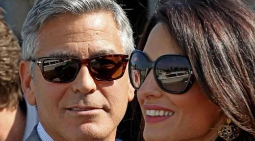 Amal Alamuddin: icona di stile al fianco di George Clooney 2