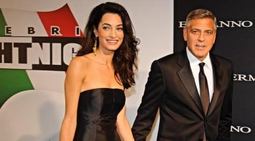 Amal Alamuddin: icona di stile al fianco di George Clooney 10
