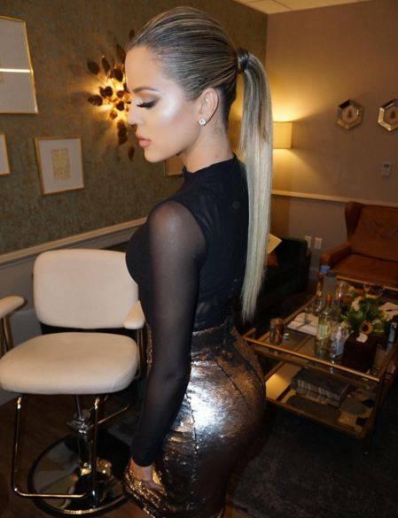 "Le ""sexy"" rivelazioni di Khloe Kardashian 5"