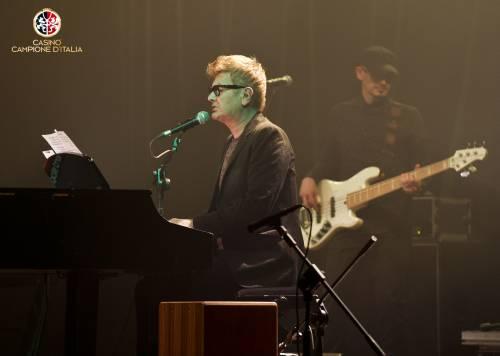 Il concerto di Ron al Casinò di Campione d'Italia 5