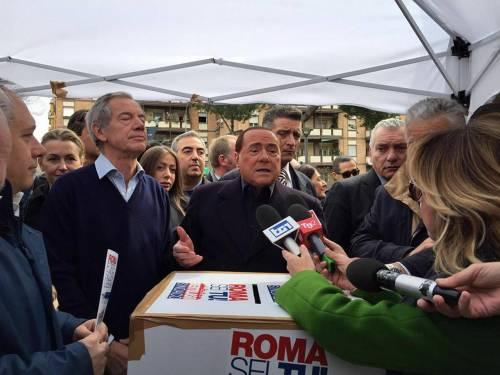 """Il Cav avverte Meloni e Salvini: """"Il centrodestra diviso è una sciagura"""""""