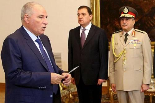 Ahmed El-Zend, ex ministro della Giustizia in Egitto