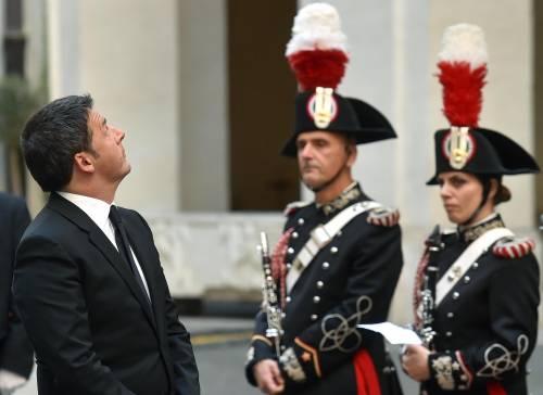 """Povera Italia, dai """"Giganti"""" al premier chiacchierone"""