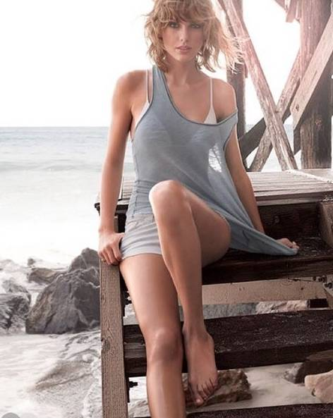 Il lato sexy di Taylor Swift 8