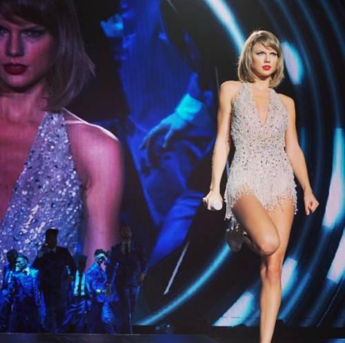 Il lato sexy di Taylor Swift 10