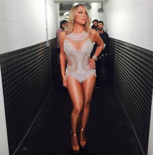 Non solo musica, sexy Mariah Carey 3