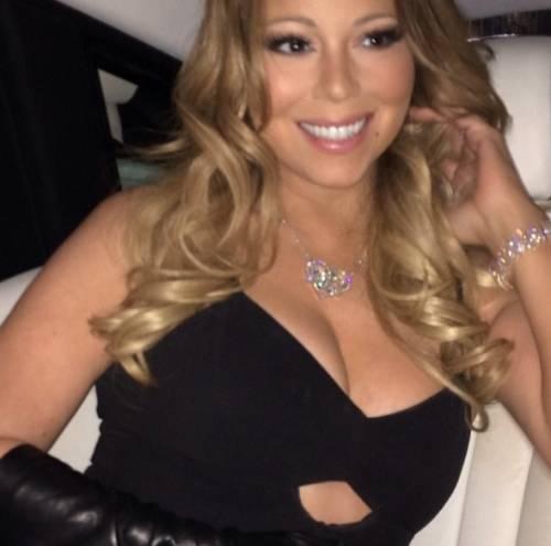 Non solo musica, sexy Mariah Carey 5