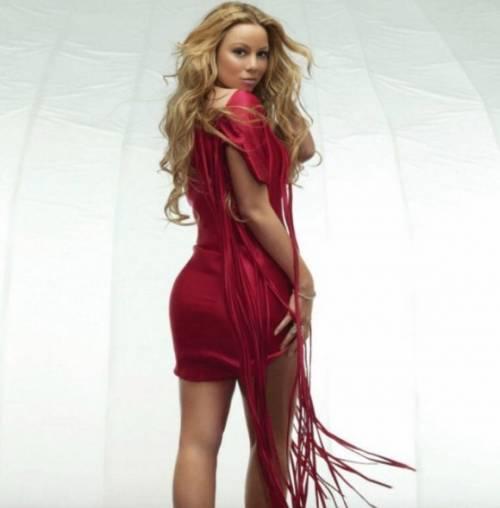 Non solo musica, sexy Mariah Carey 8